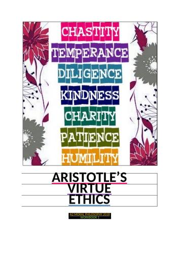 AQA AS Aristotle work book