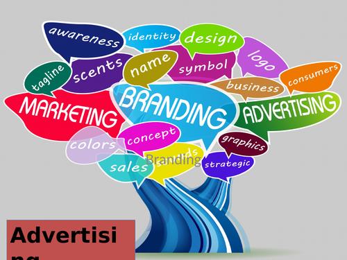 Intro to advertising