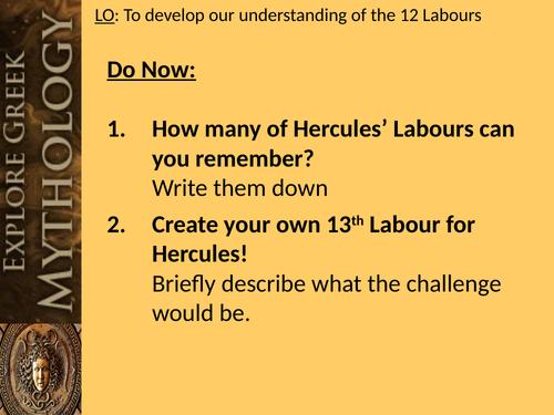 Hercules Lesson 2