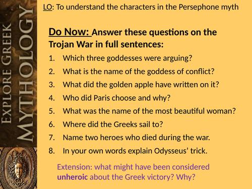 Persephone Lesson 1