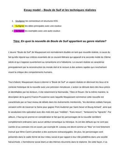 Boule de suif essay business plan for batting cages