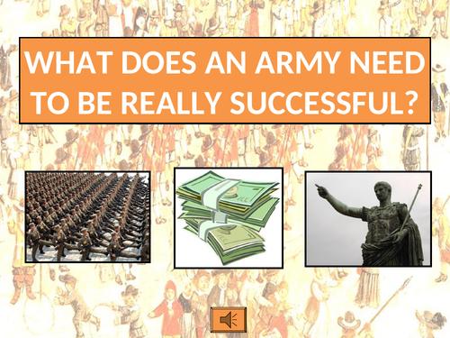 KS3: The New Model Army