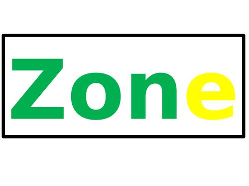 Behaviour Management Zone Board