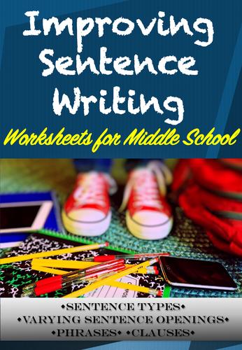Improving Sentence Writing *SPAG*