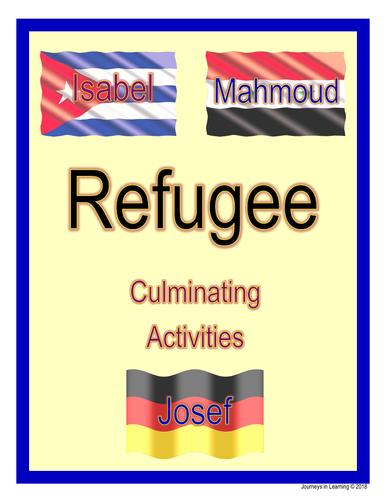 Refugee Culminating Activities
