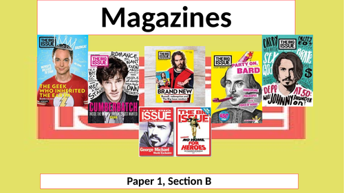 OCR A Level Media- The Big Issue