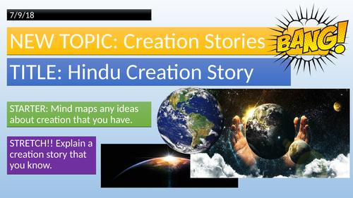 Creation Stories - Hinduism