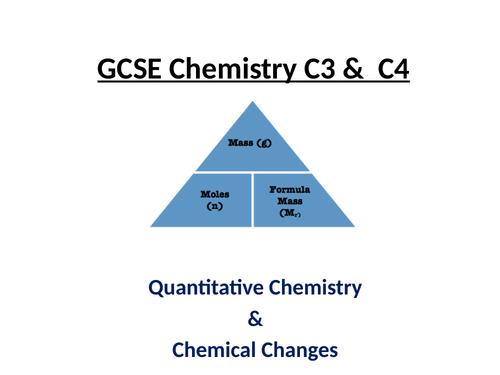 AQA Trilogy Quantitative Chemistry