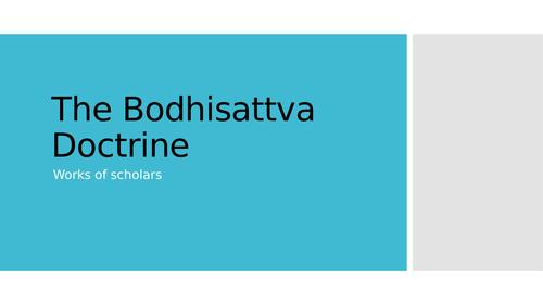 Bodhisattva Doctrine