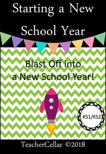 Blast Off into a New School Year