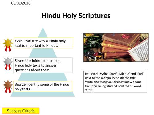 Hindu Holy Scriptures
