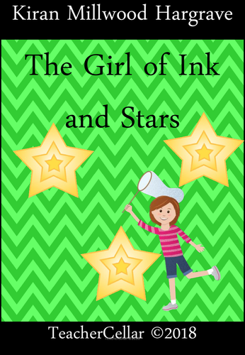 Reading The Girl of Ink and Stars by Kiran Millwood Hargrave