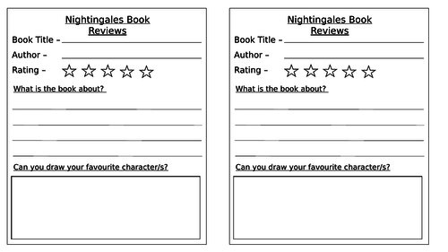 Library loyalty cards and book review
