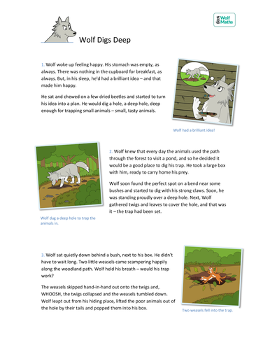 Addition to 10 - Storybook - EYFS Number
