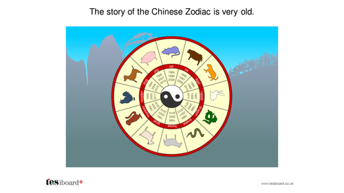 Chinese New Year (Story-led) Assembly KS1