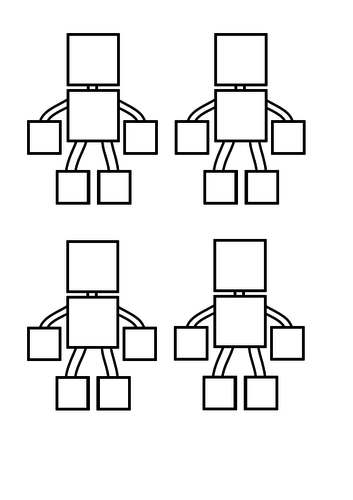 Block Bot Design Sheet