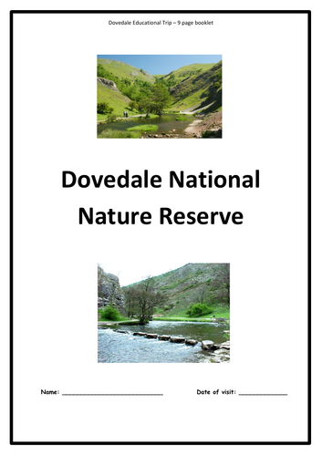 School Trip - Dovedale National Nature Reserve