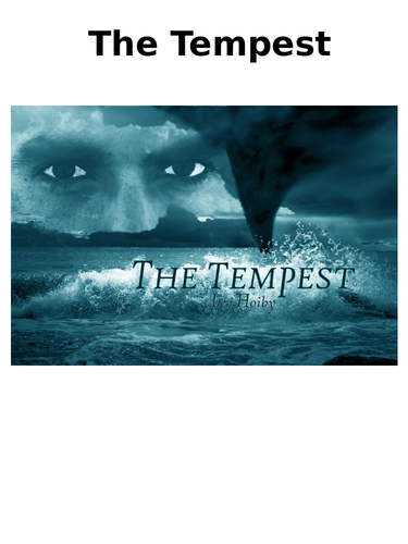 The Tempest - Key Quotations