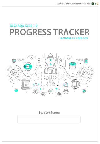 AQA GCSE 9-1 Core Technical Principles Student Progress Tracker