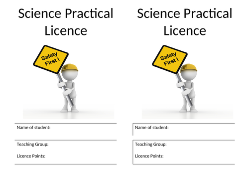 Science Licence