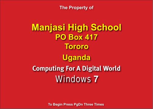 Windows 7 Personalised Headings and Footer margins