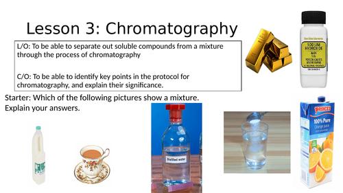 KS4 Chromatography