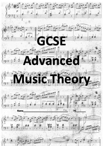 GCSE Music Theory Workbook