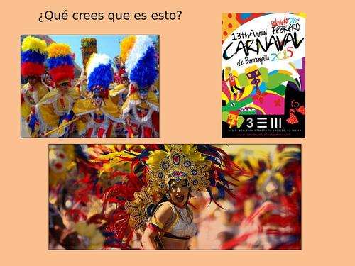 CARNAVAL DE BARRANQUILLA (COLOMBIAN CARNIVAL)