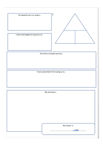Scaffold Equations Template