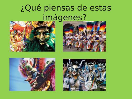 Carnaval de Oruro - Bolivia - Hispanic Cultural Enrichment
