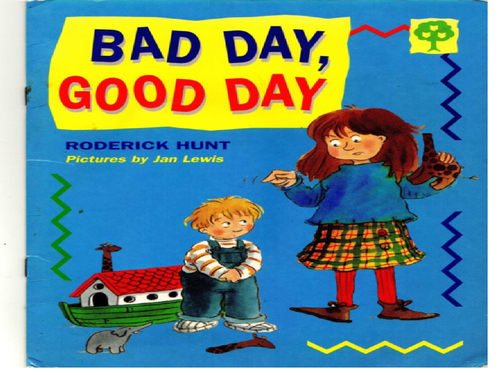 Story - Good day, Bad Day