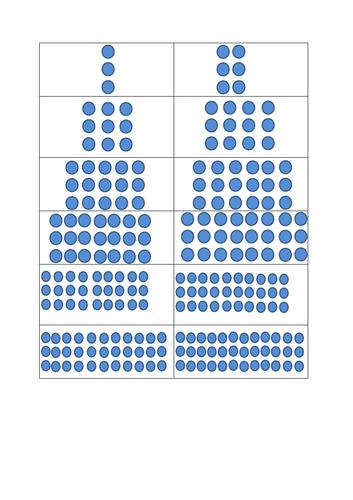 3 times table arrays