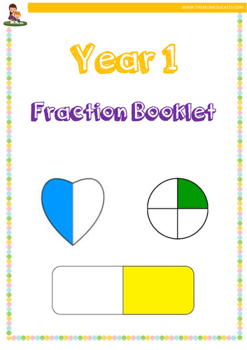 Fractions Year 1