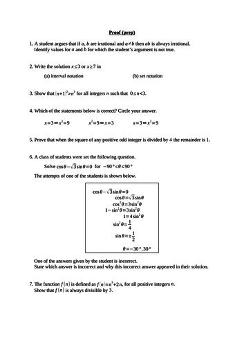 A Level Mathematics PowerPoint (2017) by RUN DMC - Teaching