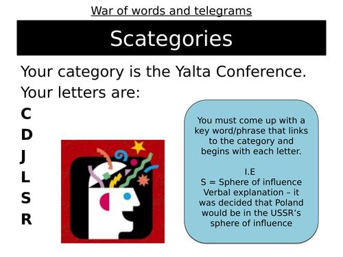 Iron Curtain Speech Novikov Long Telegrams