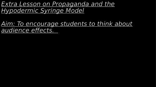 Eduqas GCSE C2 Crime & Deviance: Media and Crime