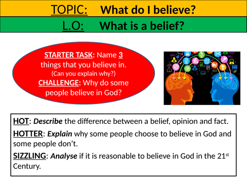 What is a belief?