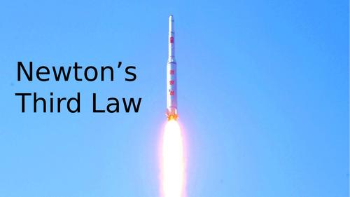 CP2e - Newton's Third Law