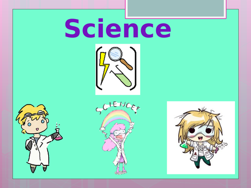 Living things. Science for SEND SLD