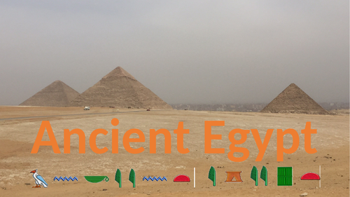 Ancient Egypt Assembly