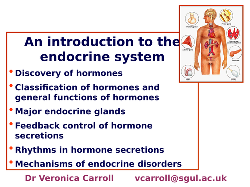 Endocrinology (Full revision guide)