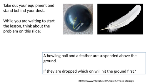 *Full Lesson* Physics - Forces