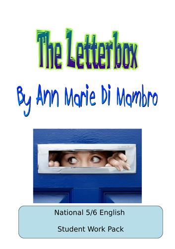 The Letterbox, by Ann Marie Di Mambro