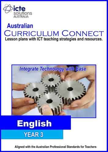 Year 3 Literacy Lesson Plan PREVIEW