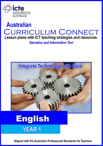 Year 1 Literacy lesson Plans and Activities (Preview)