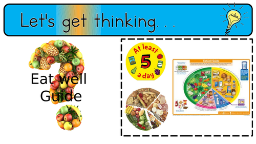 AQA GCSE Food Preparation & Nutrition section 1 lesson 13