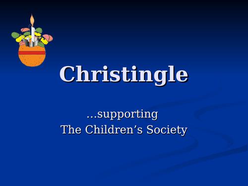 Christingle Service powerpoint