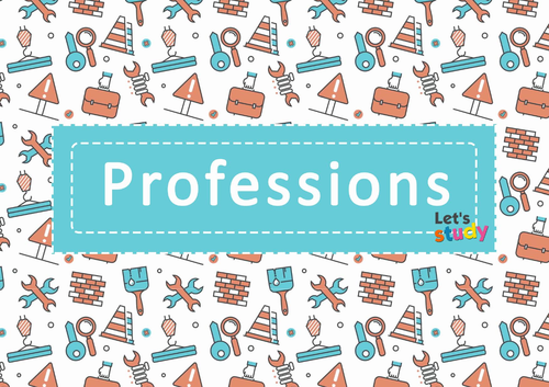 Professions Flashcards