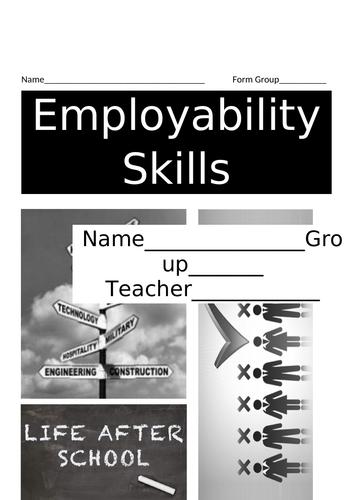 EMPLOYABILITY WORKBOOK careers CV employability skills skills audit perfect job