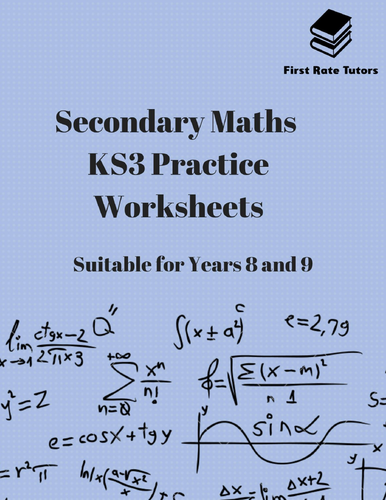 Maths Ks Practice Worksheets By Infombkwzeb  Teaching Resources  Tes